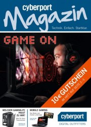 Cyberport GAME ON August 2016 KW32