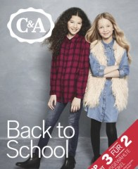 C&A Back to School August 2016 KW33