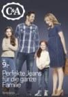 C&A Perfekte Jeans für die ganze Familie August 2016 KW33