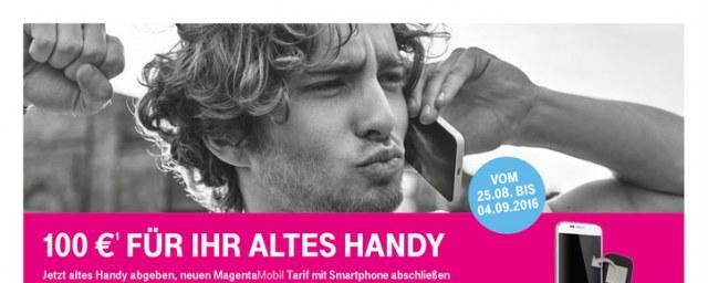 Telekom Partner Shop Bramfeld Aktionswochen August 2016 KW34