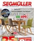 Segmüller Die größte Segmüller-Speisezimmer-Auswahl August 2016 KW34 7