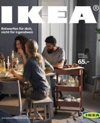 Ikea Entworfen für dich, nicht für irgendwen August 2016 KW34