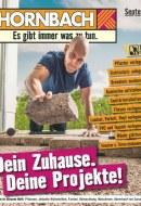 Hornbach Dein Zuhause. Deine Projekte August 2016 KW35