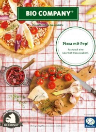 Bio Company Pizza mit Pep September 2016 KW35