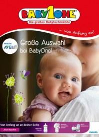 BabyOne Große Auswahl bei BabyOne September 2016 KW35