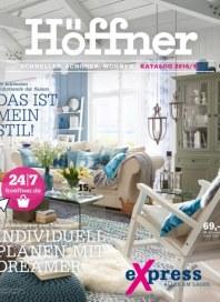 Höffner Schneller. Schöner. Wohnen August 2016 KW35