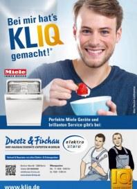 Dreetz & Firchau Bei mir hats KLIQ gemacht September 2016 KW37