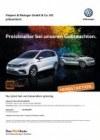 Volkswagen Preisknaller bei unseren Gebrauchten September 2016 KW37