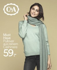 C&A Must Have Pullover September 2016 KW37