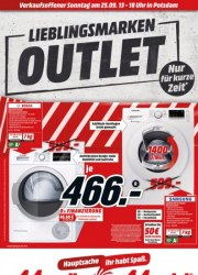MediaMarkt LIEBLINGSMARKEN OUTLET September 2016 KW38 6