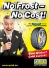 Quick Reifendiscount No Frost – No Cost September 2016 KW38