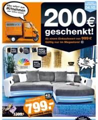 Segmüller megastore: Der Mitnahmemarkt von Segmüller September 2016 KW39
