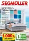 Segmüller Schlafzimmer: Hier werden Träume wahr September 2016 KW39 2