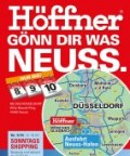 Höffner Gönn Dir was NEUSS September 2016 KW39