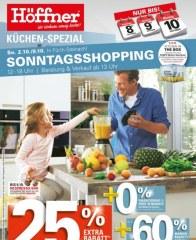 Höffner Höffner ... Küchen-Spezial September 2016 KW39 7