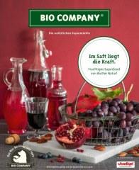 Bio Company Im Saft liegt die Kraft September 2016 KW39