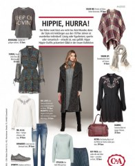 C&A Hippie, Hurra September 2016 KW39