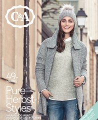 C&A Pure Herbst-Styles Oktober 2016 KW39