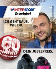 Intersport Ich geh raus. Wie du Oktober 2016 KW39