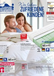 Dänisches Bettenlager Wir lieben zufriedene Kunden Oktober 2016 KW40