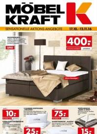 Möbel Kraft Sensationelle Aktions-Angebote Oktober 2016 KW42