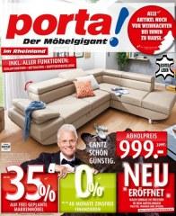Porta Möbel Cantz schön günstig Oktober 2016 KW42