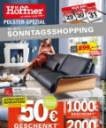 Höffner Höffner ... Polster-Spezial Oktober 2016 KW42