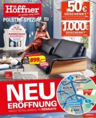 Höffner Höffner ... Polster-Spezial Oktober 2016 KW42 3