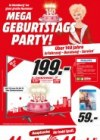 MediaMarkt MEGA GEBURTSTAGS PARTY Oktober 2016 KW42 1