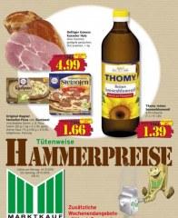 Marktkauf Tütenweise Hammerpreise Oktober 2016 KW43