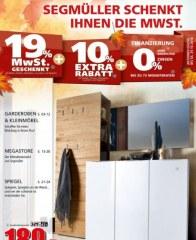 Segmüller Garderoben & Kleinmöbel bei Segmüller Oktober 2016 KW42 2