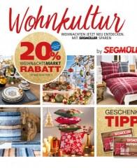 Segmüller Wohnkultur: Zuhause jetzt neu entdecken Oktober 2016 KW42 2
