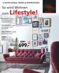 Segmüller Loft - so wird Wohnen zum Lifestyle Oktober 2016 KW42 2
