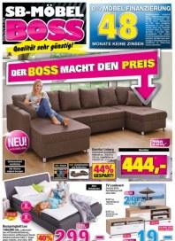 SB Möbel Boss Der Boss macht den Preis Oktober 2016 KW43 3