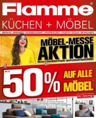 Flamme Möbel Möbel-Messe Aktion November 2016 KW44