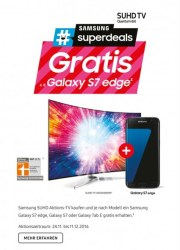 Samsung Samsung Superdeals November 2016 KW47 1