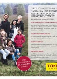 Takko Coupon-Aktion November 2016 KW47