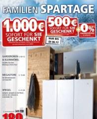 Segmüller Garderoben & Kleinmöbel bei Segmüller November 2016 KW48 3