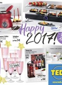 Tedi GmbH & Co. KG Happy 2017 Dezember 2016 KW49