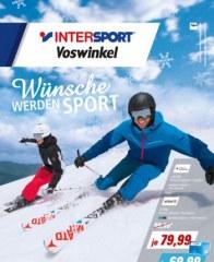 Intersport Wünsche werden Sport Dezember 2016 KW48