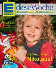 Edeka Danke, lieber Nikolaus Dezember 2016 KW49