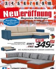 Seats and Sofas Neueröffnung Dezember 2016 KW48