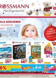Rossmann Tolle Geschenke für leuchtende Augen Dezember 2016 KW50