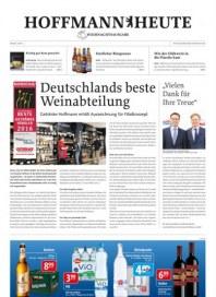 Getränke Hoffmann HOFFMANN HEUTE - Weihnachtsausgabe Dezember 2016 KW50