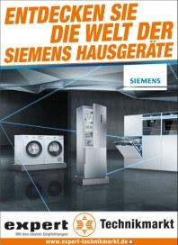 expert Entdecken Sie die Welt der Siemens Hausgeräte Dezember 2016 KW50