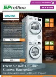 Electronic Partner (EP) 111 Jahre Siemens Hausgeräte Dezember 2016 KW50