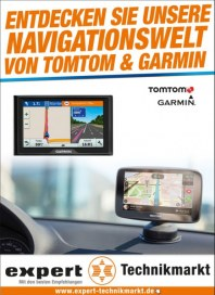 expert Entdecken Sie unsere Navigationswelt von TomTom & Garmin Dezember 2016 KW50