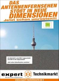 expert Das Antennenfernsehen stößt in neue Dimensionen Dezember 2016 KW50