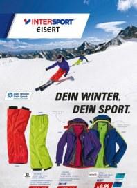 Intersport Dein Winter. Dein Sport Dezember 2016 KW50 1