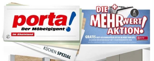 Porta Möbel Die Mehrwert Aktion Dezember 2016 KW51